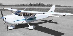 Cessna 172 - 3 Passenger