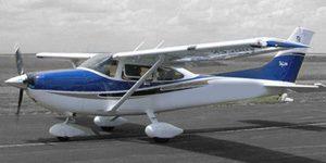 Cessna 182 - 4 passengers