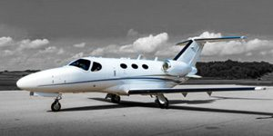Citation Mustang Jet - 5 Passenger