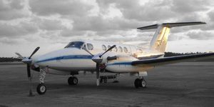 KingAir B200 - 10 passengers