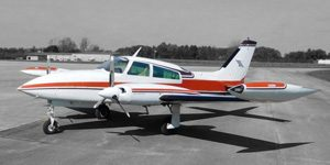 Cessna 301R - 5 passengers